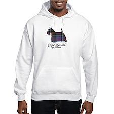 Terrier-MacDonald of Clanranald Hoodie