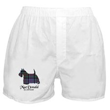 Terrier-MacDonald of Clanranald Boxer Shorts