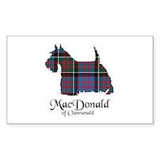 Terrier-MacDonald of Clanranal Decal