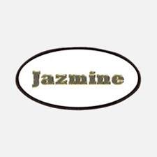 Jazmine Gold Diamond Bling Patch