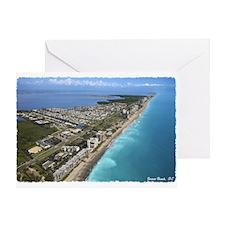 Jensen Beach Greeting Card