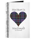 Heart-MacDonald of Clanranald Journal