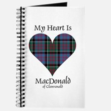 Heart-MacDonald of Clanranald Journal