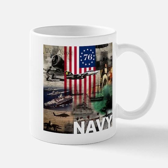 NAVY 1776 Mug