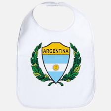 Stylized Argentina Bib