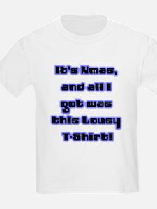 Lousy Xmas Tee T-Shirt
