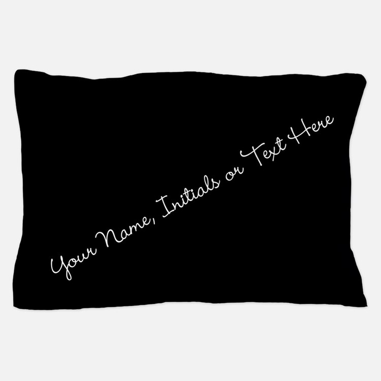 Monogram Pillow Covers Pillow Cases Throw Pillow Covers - CafePress