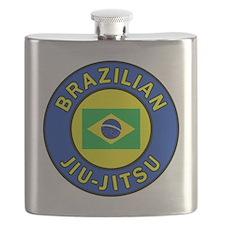 Brazilian Jiu-Jitsu Flask