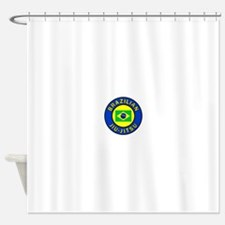 Brazilian Jiu-Jitsu Shower Curtain