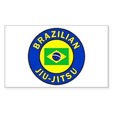 Brazilian Jiu-Jitsu Decal