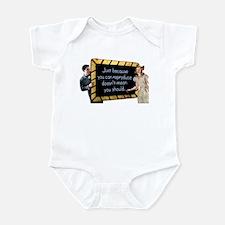 Production? Infant Bodysuit
