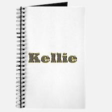 Kellie Gold Diamond Bling Journal