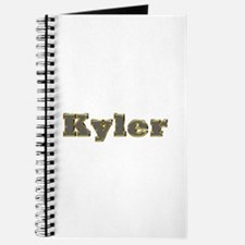 Kyler Gold Diamond Bling Journal