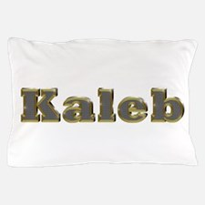 Kaleb Gold Diamond Bling Pillow Case