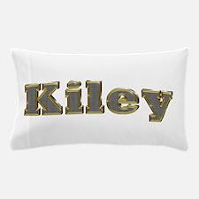 Kiley Gold Diamond Bling Pillow Case