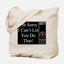 Sorry Dave Tote Bag