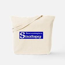 Strathspey Tote Bag