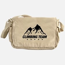 climbing Messenger Bag