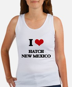 I love Hatch New Mexico Tank Top