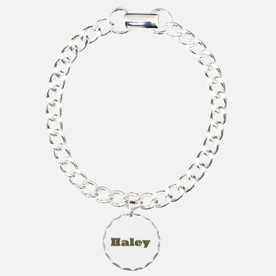Haley Gold Diamond Bling Bracelet
