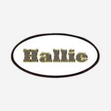 Hallie Gold Diamond Bling Patch