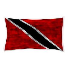 Distressed Trinidad and Tobago Flag Pillow Case