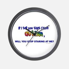 If I Tell You Wall Clock