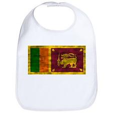 Distressed Sri Lanka Flag Bib