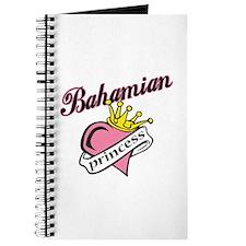 Bahamian Princess Journal