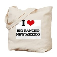 I love Rio Rancho New Mexico Tote Bag