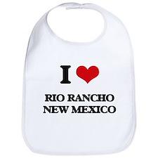 I love Rio Rancho New Mexico Bib