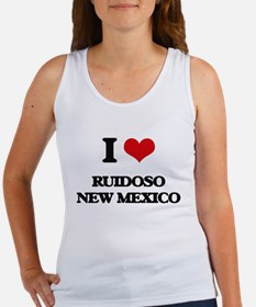 I love Ruidoso New Mexico Tank Top