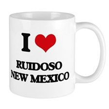 I love Ruidoso New Mexico Mugs