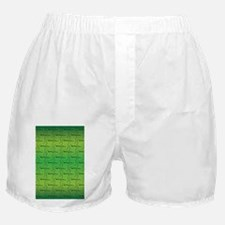Snake Defiance Boxer Shorts