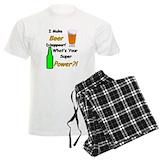 Adult funny Men's Light Pajamas