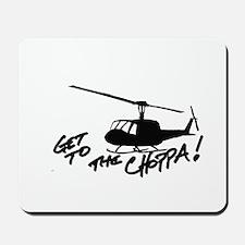 choppa get to Mousepad