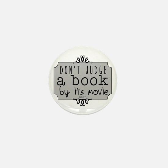 Book vs Movie Mini Button