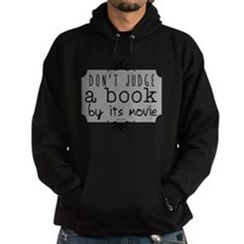 Book vs Movie Hoodie