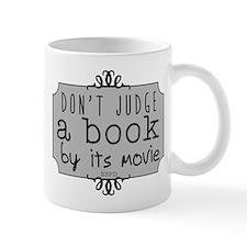 Book vs Movie Mugs