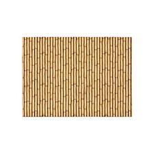 Bamboo Screen 5'x7'Area Rug