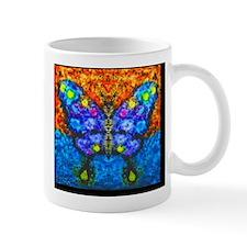 Shoreline Butterfly Tie-Dye Mug