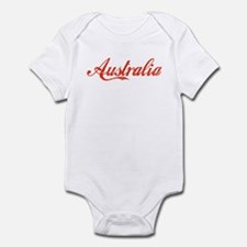 Vintage Australia Infant Bodysuit