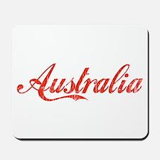 Vintage Australia Mousepad
