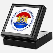 Kingdom of the Netherlands Keepsake Box