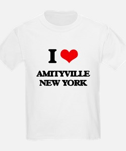 I love Amityville New York T-Shirt