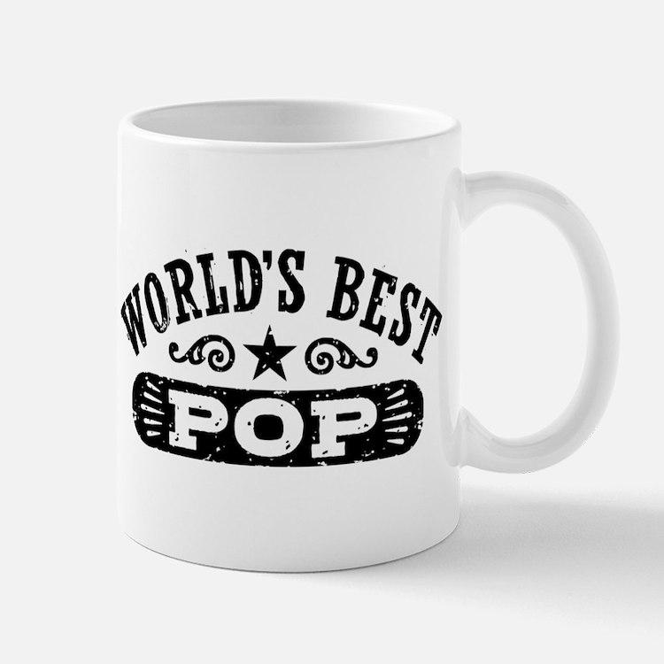 World's Best Pop Mug