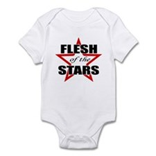 Flesh Of The Stars Infant Bodysuit