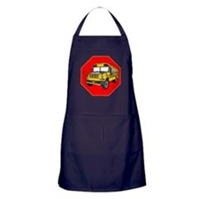 School Bus Driver Apron (dark)