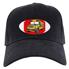 School Bus Driver Baseball Hat