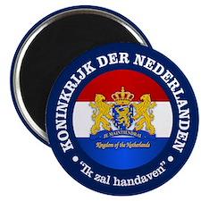 Kingdom of the Netherlands Magnets